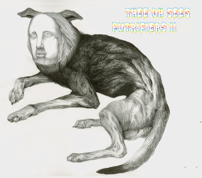 41a66a3a New Music: Thee Oh Sees   Lupine Dominus