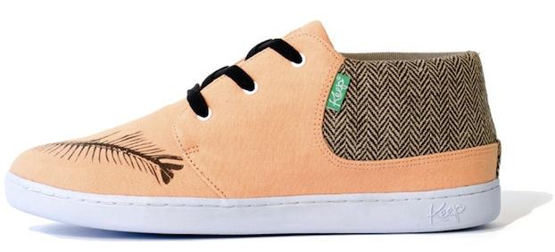 bon iver shoe Bon Iver designs own shoe