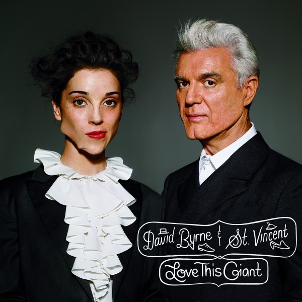 david byrne st vincent love this giant e1339693388825 Stream: David Byrne & St. Vincent   Love This Giant
