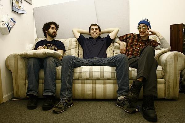 geronimo New Music: Geronimo!   Neon Head
