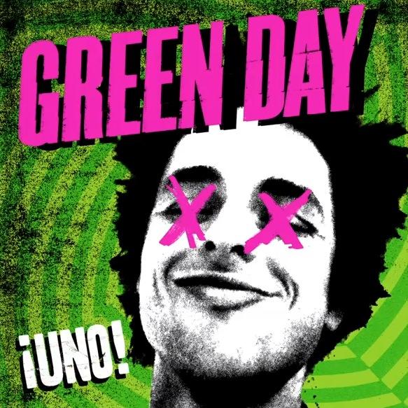 green day uno Green Day reveals ¡Uno! tracklist