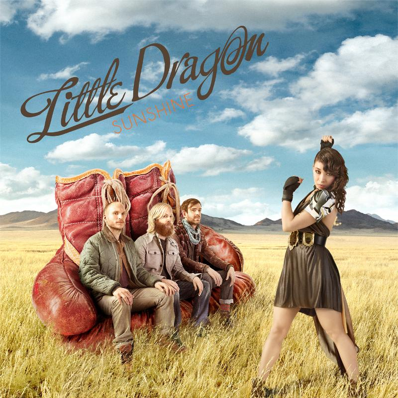 little dragon sunshine single New Music: Little Dragon   Sunshine