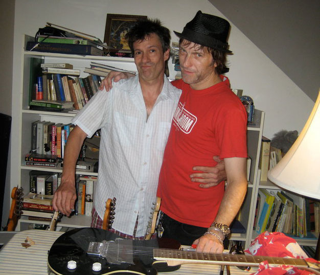 paul westerberg and tommy stinson The Replacements Paul Westerberg and Tommy Stinson reunite for Slim Dunlap benefit track