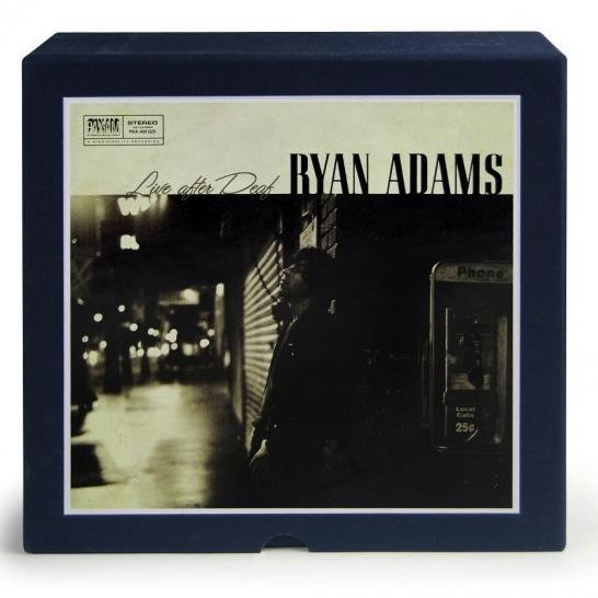 ryan adams live after deaf Ryan Adams to release Live After Deaf box set
