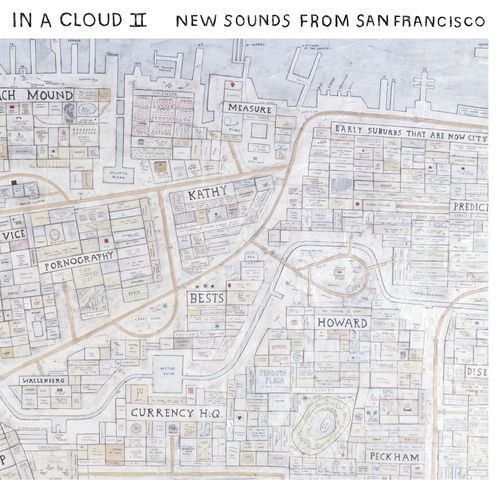 sfcompcover New music from Ty Segall, Wymond Miles, and more on In A Cloud II compilation