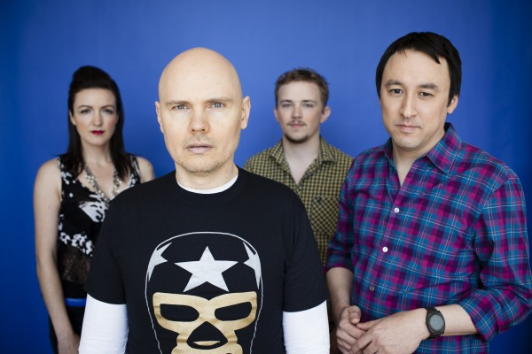 smashing pumpkins 2012 band photo e1340041598223 Update: Smashing Pumpkins announce North American tour