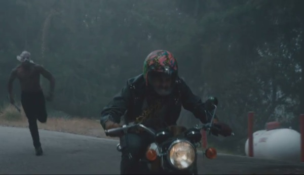 twin shadow five seconds Video: Twin Shadow   Five Seconds