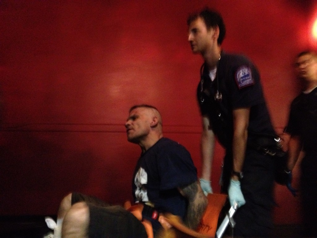 20120706 20464011 1024x768 Former Cro Mags bassist accused of stabbing current Cro Mags bassist at Webster Hall