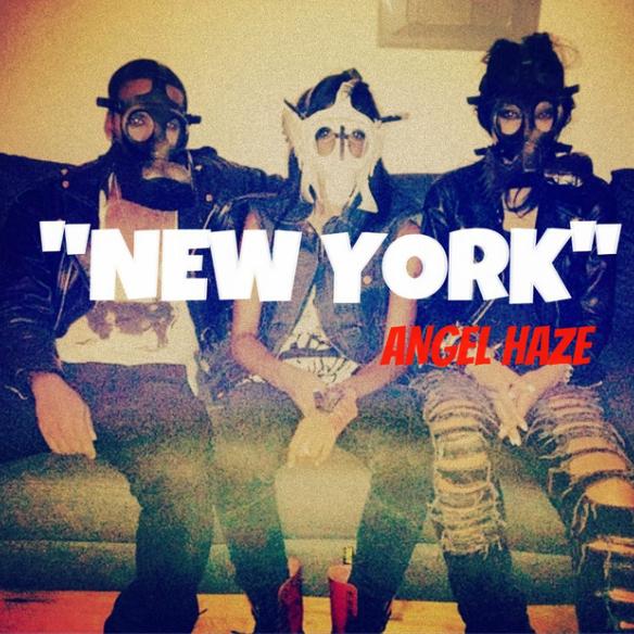 angelhazeny thumb New Music: Angel Haze   New York