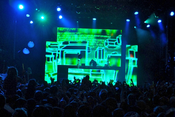 bassnectar Festival Review: CoS at Firefly 2012