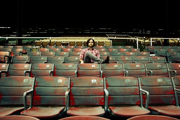 ben gibbard 2012 e1342534933972 Ben Gibbard announces debut solo album: Former Lives