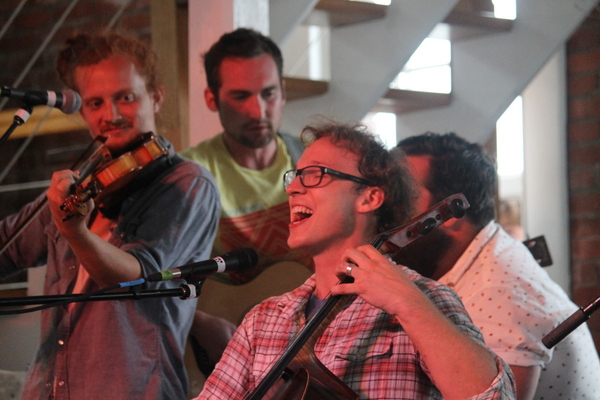 bensollee newport 005 Festival Review: CoS at Newport Folk Fest 2012