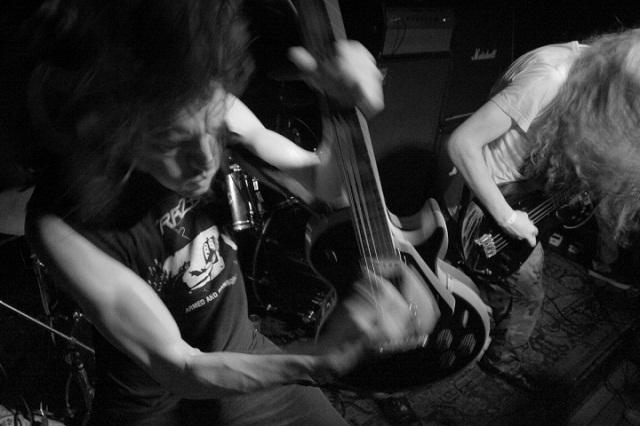 blackbreath2 Live Review: Black Breath, Burning Love, Martyrdod at Atlantas 529 (7/1)