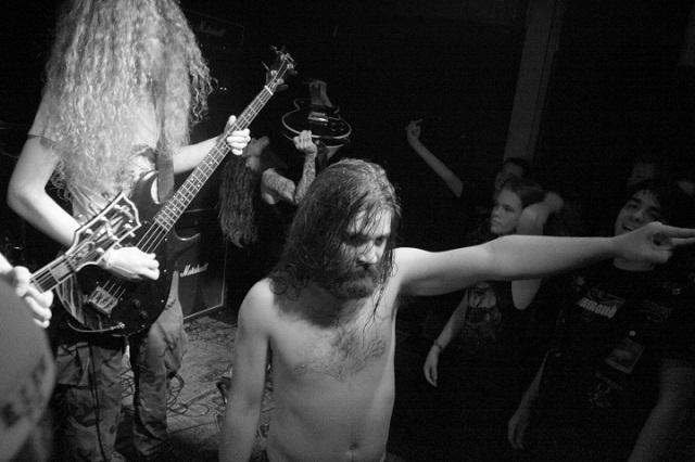 blackbreath3 Live Review: Black Breath, Burning Love, Martyrdod at Atlantas 529 (7/1)