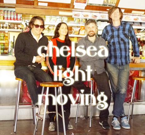 """chelsea light moving New Music: Chelsea Light Moving   """"Groovy & Linda"""""""
