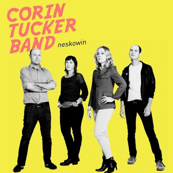 corin tucker band New Music: Corin Tucker Band   Neskowin