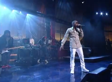 daughters youtube Video: Nas performs Daughters on Letterman