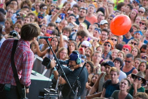 death cab 2 Festival Review: CoS at Firefly 2012