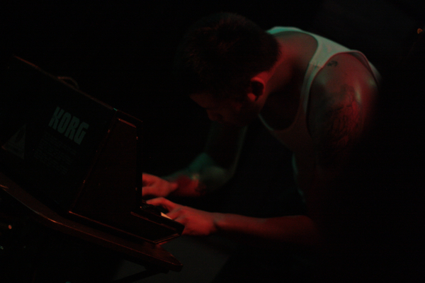 dirty beaches drew litowitz Live Review: Iceage, Dirty Beaches at D.C.s Black Cat Backstage (7/24)
