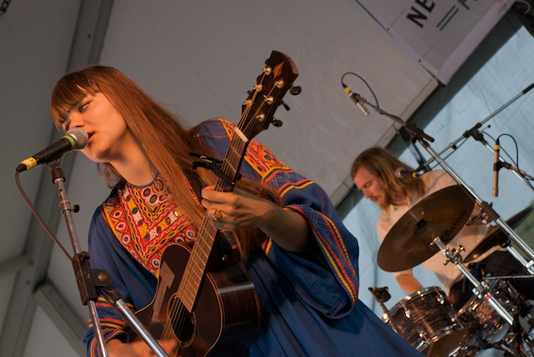 first aid kit 1 Festival Review: CoS at Newport Folk Fest 2012