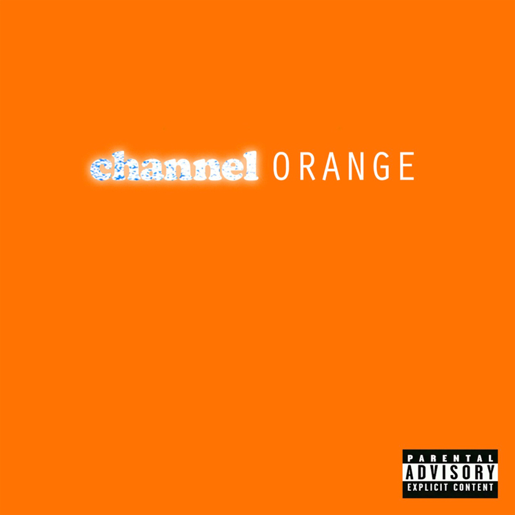frank ocean channel orange2 Top 50 Albums of 2012