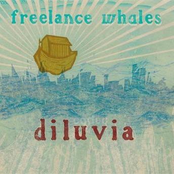 freelancewhales diluvia 1500x1500 1132591 Freelance Whales announce sophomore album: Diluvia
