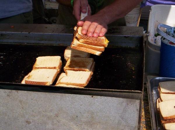 Best Food at Music Festivals