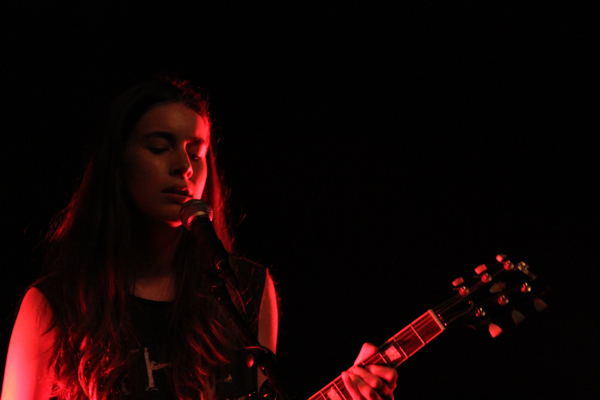 haim summer dunsmore Live Review: The xx at Los Angeles Fonda Theatre (7/23)