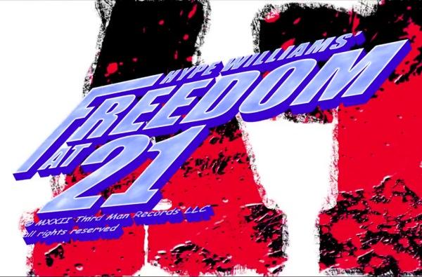 jack white freedom at 21 Video: Jack White   Freedom at 21
