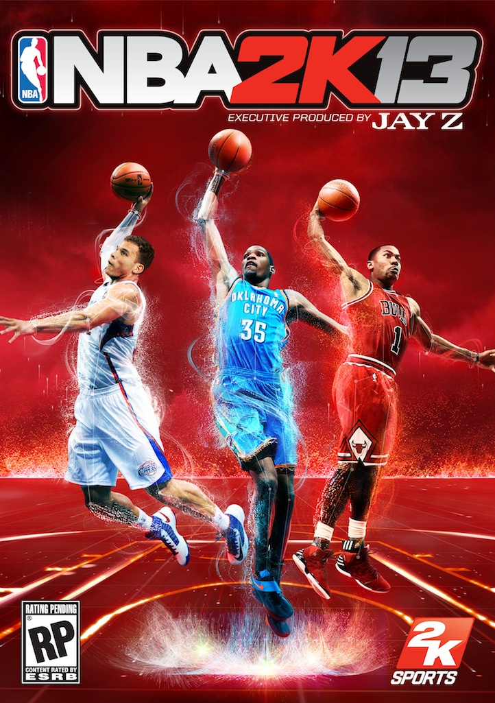 jay z nba 2k13 Jay Z executive produces NBA 2K13