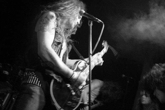 martyrdod Live Review: Black Breath, Burning Love, Martyrdod at Atlantas 529 (7/1)