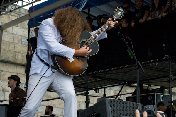 my morning jacket 8 Festival Review: CoS at Newport Folk Fest 2012