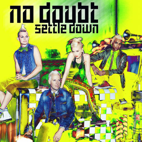 no doubt settle down New Music + Video: No Doubt   Settle Down