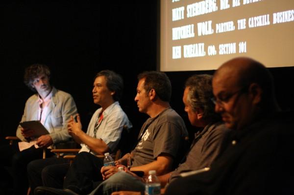 panelists e1341839675275 Festival Review: CoS at CBGB Fest