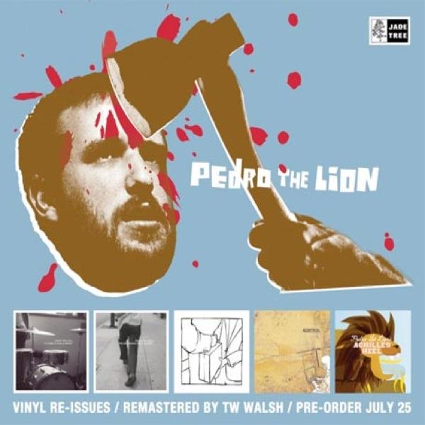 Pedro the Lion reissues albums on vinyl