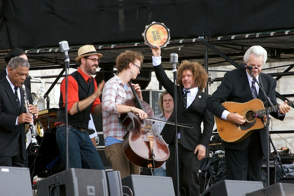 preservation hall jazz band 8 Festival Review: CoS at Newport Folk Fest 2012