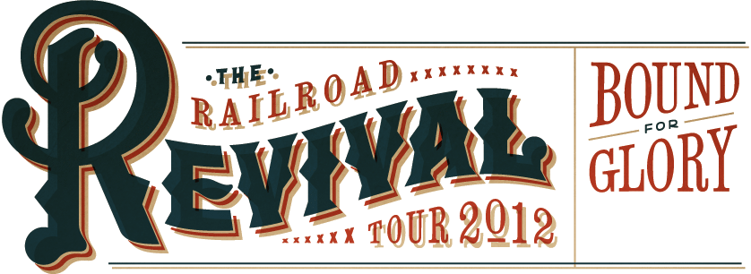 railroad revival Willie Nelson, Band of Horses team up for Railroad Revival Tour 2012