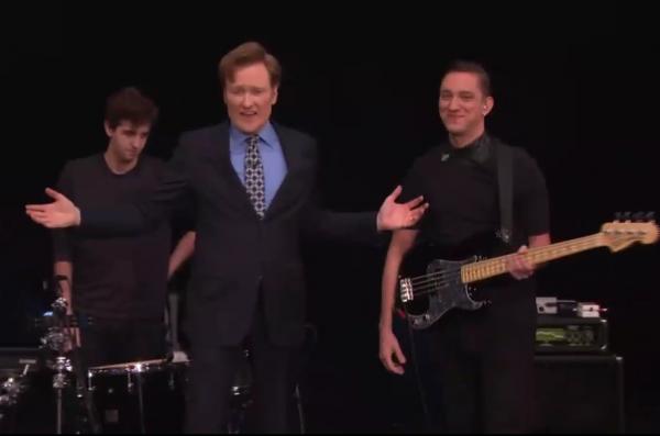 The xx Conan TV