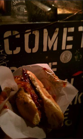 seattledog Best Food at Music Festivals