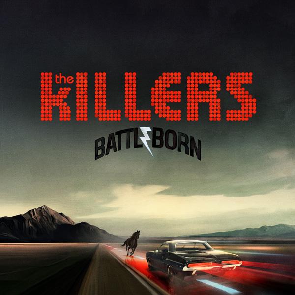 the killers battle born The Killers reveal Battle Born artwork