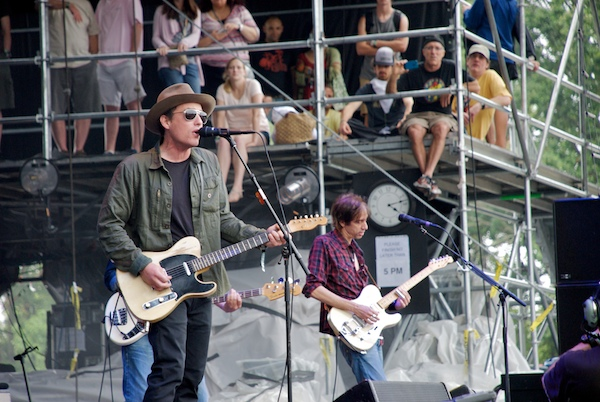 the wallflowers Festival Review: CoS at Firefly 2012