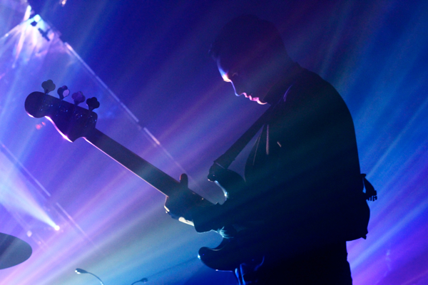 the xx summer dunsmore 2 Live Review: The xx at Los Angeles Fonda Theatre (7/23)