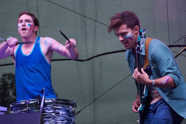 walk the moon 5 Festival Review: CoS at Firefly 2012