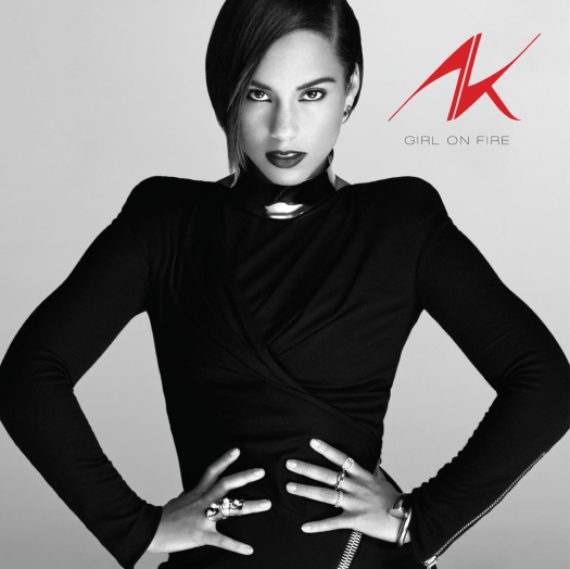 alicia keys girl on fire Alicia Keys collaborates with Jamie xx on Girl On Fire