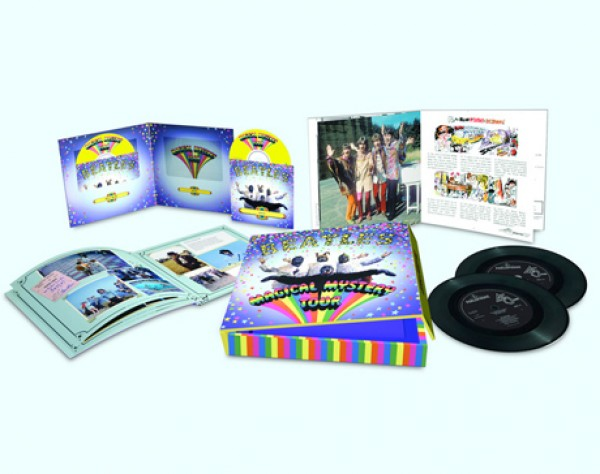 The Beatles Magical Mystery Tour restored for DVD/Blu ray