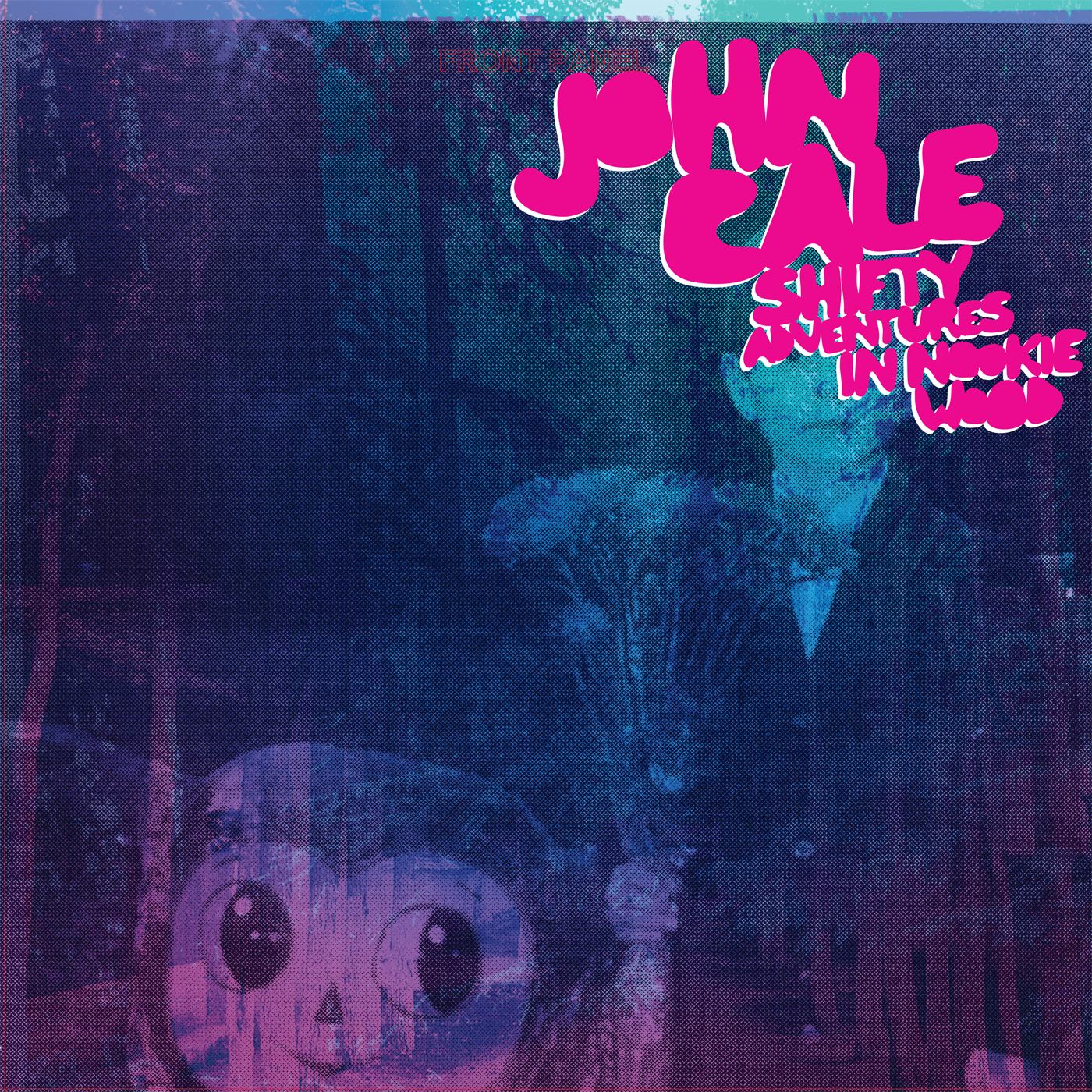 calecovernookie New Music: John Cale   I Wanna Talk 2 U (prod. Danger Mouse)