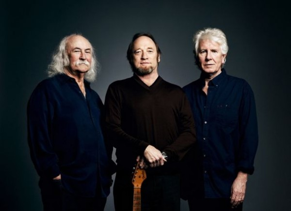 Crosby, Stills, and Nash announce more tour dates