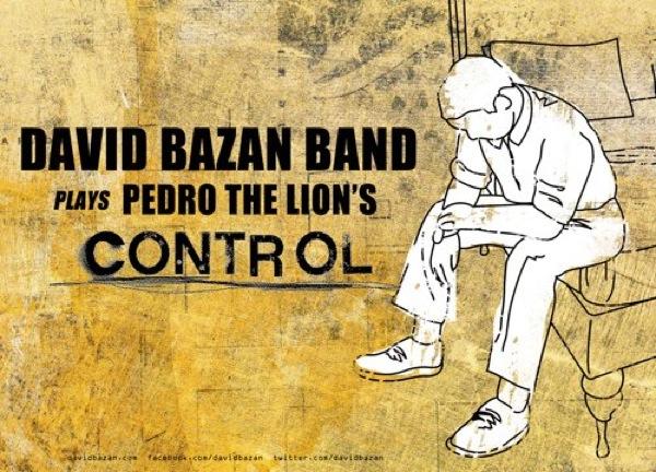 David Bazan taking Pedro the Lions Control on tour