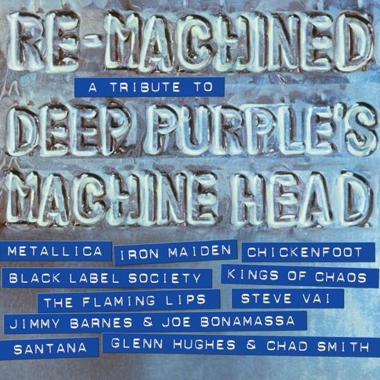 deep purple tribute album e1344529015155 Metallica, Flaming Lips, and more contribute to Deep Purple covers album