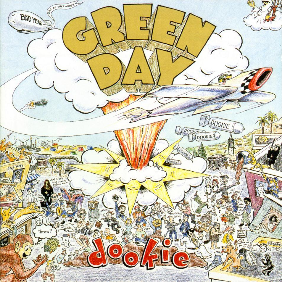 green day dookie Green Day to perform Dookie at surprise Reading Festival performance
